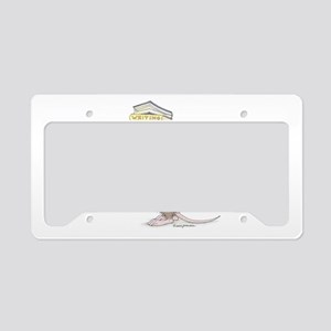 Smarty Pants License Plate Holder