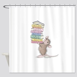 Smarty Pants Shower Curtain