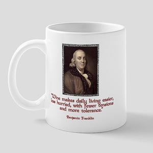 Franklin Mug