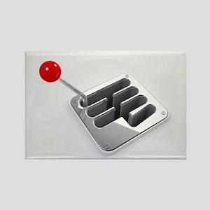 Gearstick, artwork - Rectangle Magnet (10 pk)