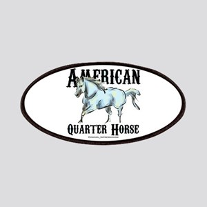 American Quarter Horse Patches