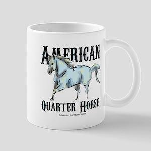 American Quarter Horse Mug