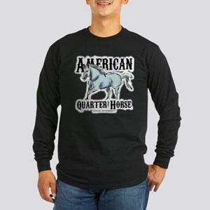 American Quarter Horse Long Sleeve T-Shirt