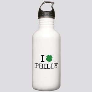 I Shamrock Philly Stainless Water Bottle 1.0L