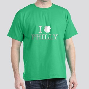 I Shamrock Philly Dark T-Shirt