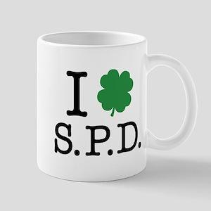 I Shamrock S.P.D. Mug