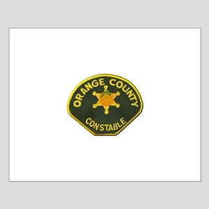 Orange County Constable Posters