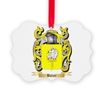 Balzer Picture Ornament