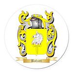 Balzari Round Car Magnet