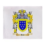 Baly Throw Blanket