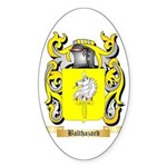 Balthazard Sticker (Oval)