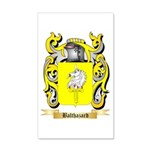 Balthazard 20x12 Wall Decal
