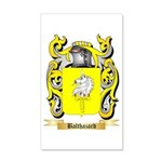 Balthazard 35x21 Wall Decal