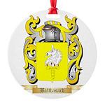 Balthasard Round Ornament