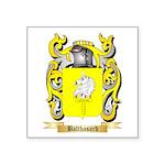 Balthasard Square Sticker 3