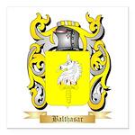 Balthasar Square Car Magnet 3