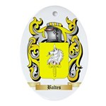 Baltes Ornament (Oval)