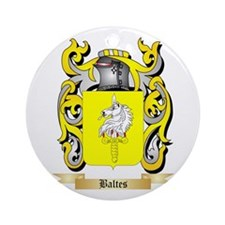Baltes Ornament (Round)