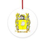 Baltazar Ornament (Round)