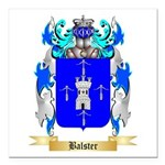 Balster Square Car Magnet 3