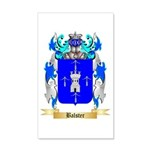 Balster 20x12 Wall Decal