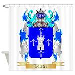 Balster Shower Curtain