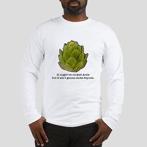 Stymie Artichoke Long Sleeve T-Shirt