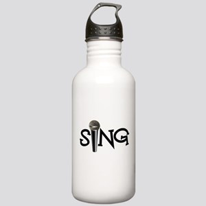 Sing with Microphone Water Bottle