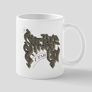 SLC Utah Mug