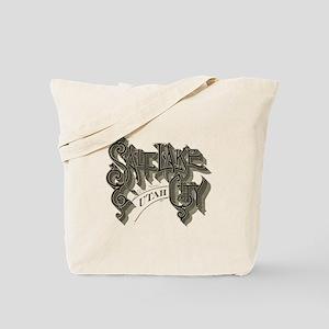 SLC Utah Tote Bag