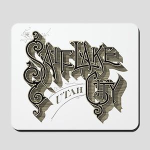 SLC Utah Mousepad