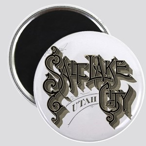 SLC Utah Magnet