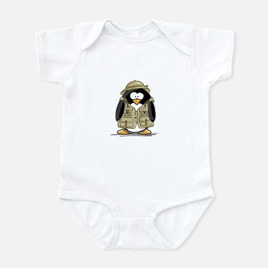 Safari Penguin Infant Bodysuit