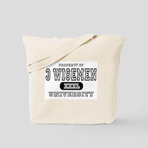 3 Wisemen University Tote Bag
