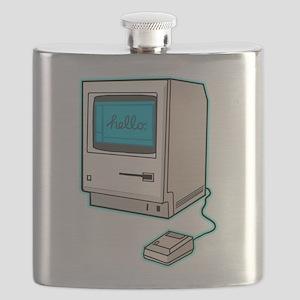 Classic Mac Flask