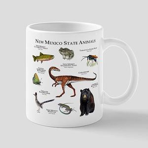 New Mexico State Animals Mug