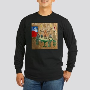 Merry Christmas from Texas Long Sleeve T-Shirt