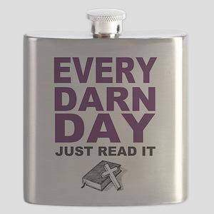 Every Darn Day Flask