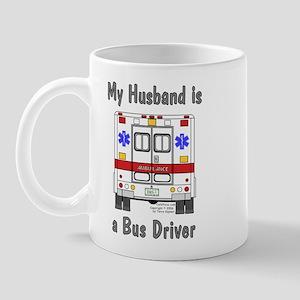 Bus Driver Husband Mug