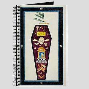 Master Mason Journal