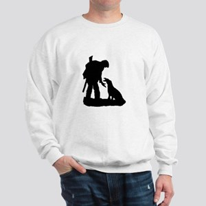 Smitty T's Upland bird hunti Sweatshirt