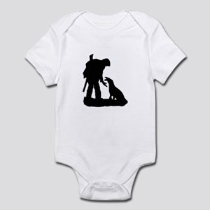 Smitty T's Upland bird hunti Infant Bodysuit