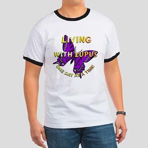 Lupus Awareness Ringer T