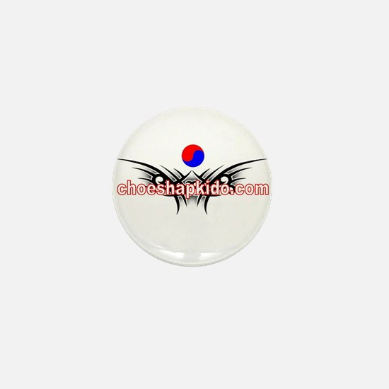 Choe's HapKiDo Karate Mini Button