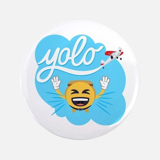 Emoji Smiley Face YOLO Button