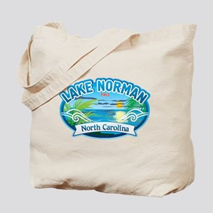 Lake Norman Waterview Tote Bag