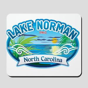 Lake Norman Waterview Mousepad