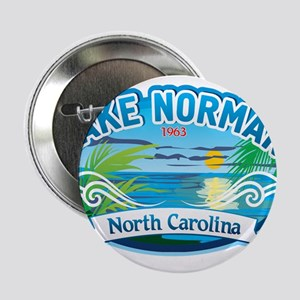 "Lake Norman Waterview 2.25"" Button"