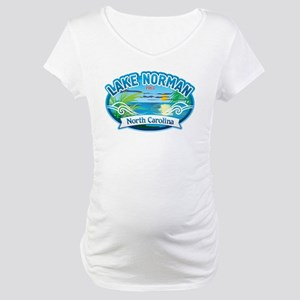 Lake Norman Waterview Maternity T-Shirt
