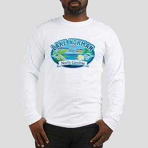 Lake Norman Waterview Long Sleeve T-Shirt